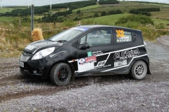 Jim Walsh Forestry Rally 2017