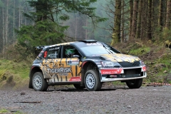 Moonraker forestry Rally 2018