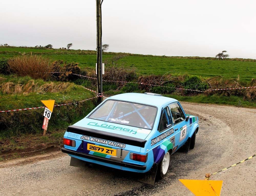 West Cork Rally 2017