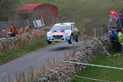 ERC Circuit Of Ireland 2015
