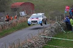 ERC Circuit Of Ireland 2015