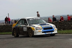 Midland Stages Rally 2014