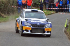 Midlands Stages Rally 2016